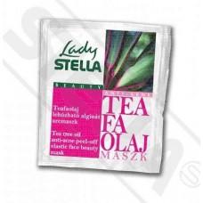Teafaolaj Anti-akne lehúzható alginát pormaszk 6g