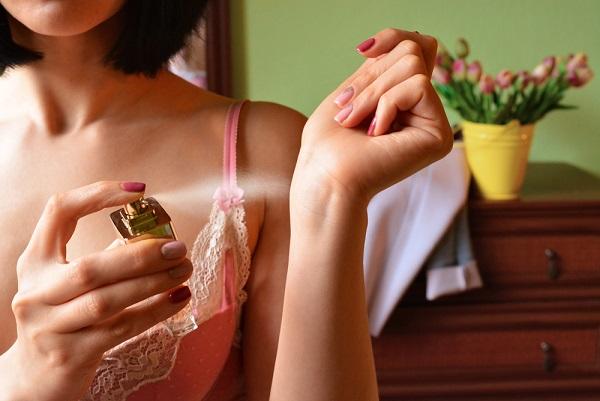 Tudnivalók a parfümhasználatról